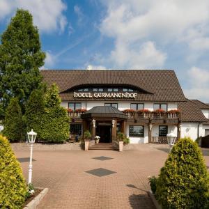 Hotelbilleder: Ringhotel Germanenhof, Sandebeck