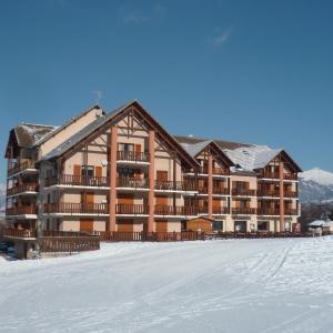 Hotel Pictures: Résidence Les Ecrins, Ancelle