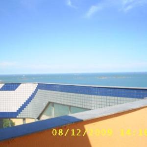 Hotel Pictures: Cobertura de frente para o mar da praia de Itaparica em Vila Velha, ES, Vila Velha