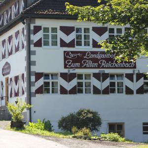 Hotel Pictures: Landgasthof Zum Alten Reichenbach, Nesselwang