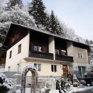 酒店图片: Ferienhaus Burgblick, Treffen