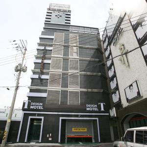 酒店图片: Design Motel T, 蔚山市