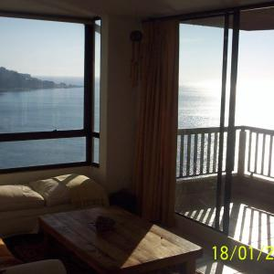 Фотографии отеля: Departamento Costa Quilen, Ventanas