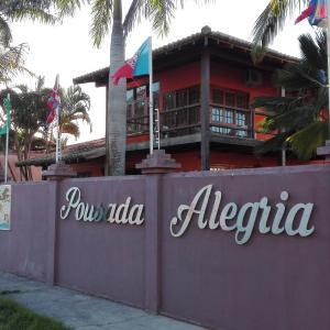 Hotel Pictures: Pousada Alegria, Santa Cruz Cabrália