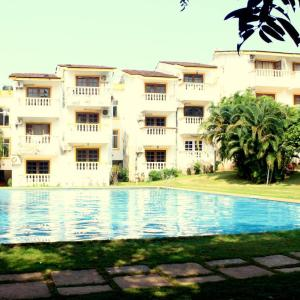 Foto Hotel: B-30 Spacious 1BHK with Swimming Pool in Candolim, Calangute