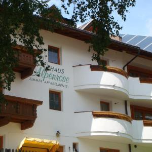 Фотографии отеля: Pension Alpenrose, Серфаус