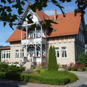 Hotelbilleder: Stadt-gut-Hotel Hoffmanns Gästehaus, Thale