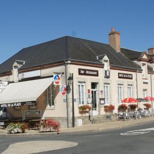Hotel Pictures: Hôtel de la Place, Germigny-des-Prés
