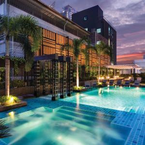 Fotos do Hotel: Solitaire Bangkok Sukhumvit 11, Banguecoque