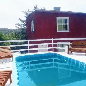 Foto Hotel: Cabañas Serranas, Villa del Lago