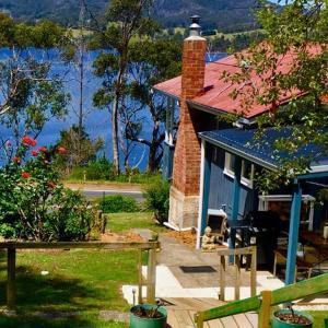 Hotellikuvia: Linda Cottage Port Huon, Port Huon