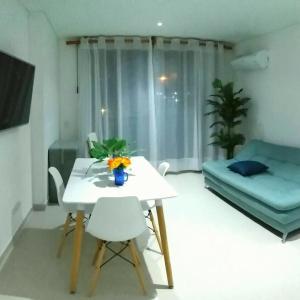 Fotografie hotelů: Apartamento en el Rodadero - cerca a Arrecife Mall, Santa Marta