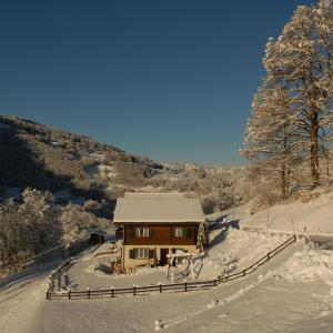 Hotel Pictures: Ferienwohnung, Klosters Serneus
