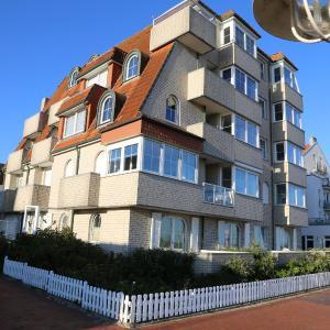 Hotelbilleder: Strandvilla Marina 20, Wangerooge
