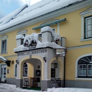 Hotellbilder: Hotel zum goldenen Hirschen, Göstling an der Ybbs