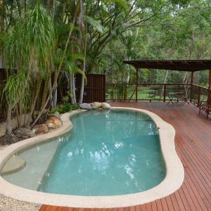 ホテル写真: Kondalilla Eco Resort, Montville