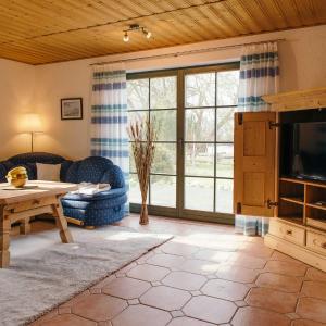 Hotelbilleder: Ferienhaus und _wohnung unterm Ree, Hof Patzig