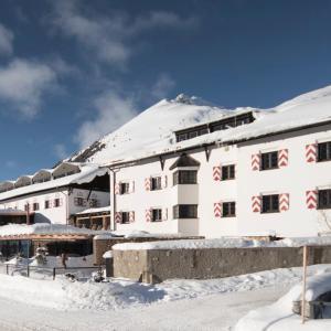 ホテル写真: Hotel Jagdschloss Innsbruck Kühtai, キュータイ