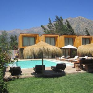 Фотографии отеля: Cajón del Maipo Lodge, Сантьяго