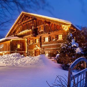 Fotos do Hotel: Ferienhaus Knor, Niederthai