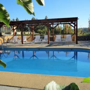 Фотографии отеля: Cabañas El Mediteraneo, Quillón