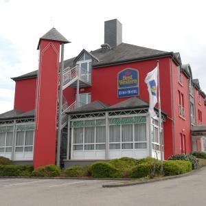 Hotellbilder: Best Western Euro Hotel Gonderange, Gonderange