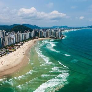 Hotel Pictures: Guarujá -Pé na Areia, Guarujá