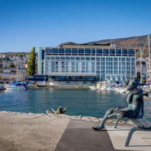 Hotel Pictures: Best Western Premier Hotel Beaulac, Neuchâtel