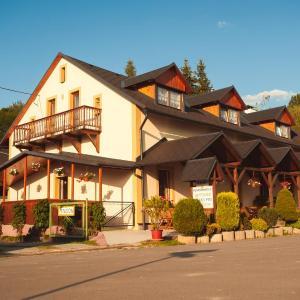 Hotel Pictures: Penzion a autokemp Wolf, Česká Skalice