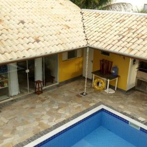 Hotelbilleder: Casa do Paulo-fundos (2 quartos), Caraguatatuba