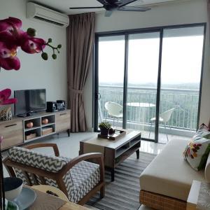 Foto Hotel: Puteri Harbour 2 Bedroom Luxury Apt, Nusajaya