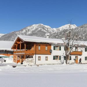 Fotos do Hotel: Gertis Ferienwohnung, Hochfilzen