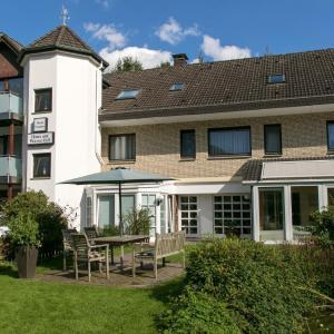 Hotelbilleder: Haus am Wasserfall, Detmold