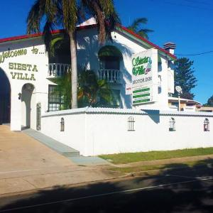 Foto Hotel: Siesta Villa Motor Inn, Gladstone