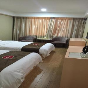 Hotel Pictures: Thank Inn Chain Hotel Hunan Huaihua Hecheng District South High Speed Rail Station, Huaihua
