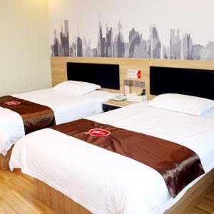 Hotel Pictures: Thank Inn Chain Hotel Hebei Shijiazhuang Xingtang Town North Yongchang Road, Jicun