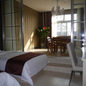 Hotel Pictures: Thank Inn Chain Hotel Jiangsu Nantong Jiuwei Bay, Nantong