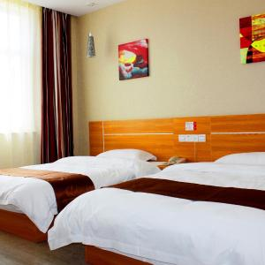 Hotel Pictures: Thank Inn Chain Hotel Henan Puyang Kaizhou Road, Puyang