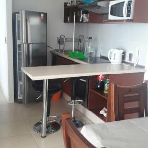 Hotelbilleder: Departamento Los pescadores, Coquimbo