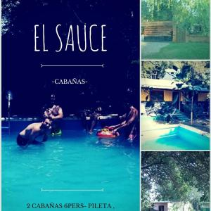 Fotos do Hotel: Cabañas El Sauce, San Roque