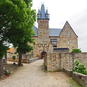 Hotelbilleder: Schloss Spangenberg, Spangenberg