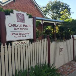 Fotos do Hotel: Carlyle House B&B, Rutherglen
