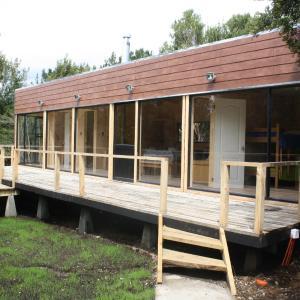 Фотографии отеля: Casa Loft Chiloe Lago Huillinco, Chonchi