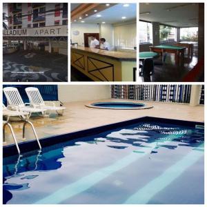 Hotel Pictures: Flat Palladium Service, São Vicente