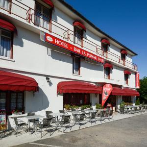 Hotel Pictures: HOTEL DE LA POMME D'OR, Bar-sur-Aube