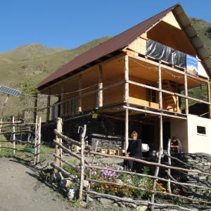 Φωτογραφίες: Guest house Everest, Akhmeta