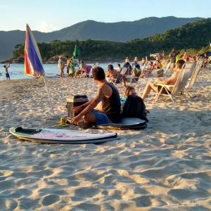 Hotel Pictures: Casa 1- Praia de Pauba- Maresias cond. Jacarandas, Sao Sebastiao