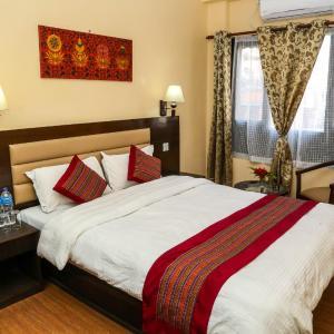 酒店图片: Hotel Namtso, 加德满都