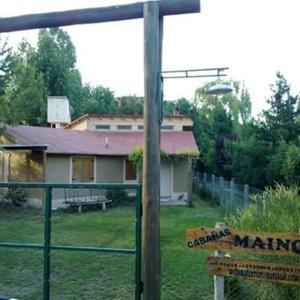 Foto Hotel: Cabañas MAINQUE MANZANO, Los Árboles