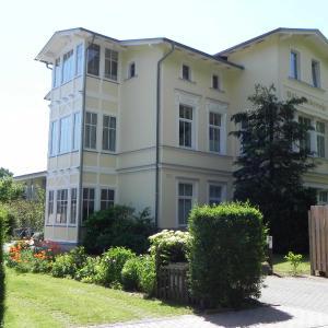 Hotelbilleder: Villa Waldstra_e 10, Bansin Dorf
